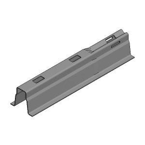Van der Valk Producten bij Solartoday - Montageprofiel voor solarsysteem - Verz dakdrager L=1200x1,5mm