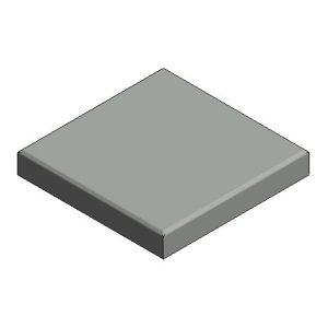 Van der Valk Producten bij Solartoday - Fotovoltage - verbindings- en bevestigingselementen - Tegel 30 x 30 x 4,5cm - 9kg - NL