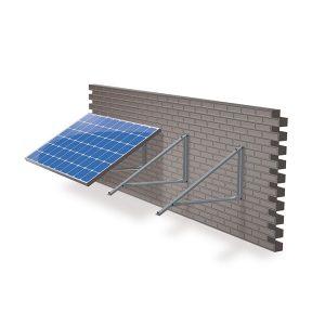 Van der Valk Producten bij Solartoday - Fotovoltage - montagesysteem - Luifel - ValkCanopy - 1 paneel landscape