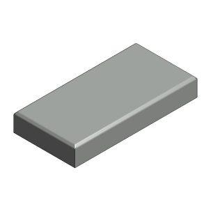 Van der Valk Producten bij Solartoday - Fotovoltage - verbindings- en bevestigingselementen - Tegel 30 x 15 x 4,5cm - 4,5kg - NL